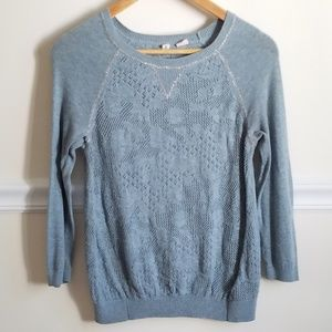 Anthropologie | Moth Sweater Small